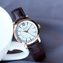 YOYO日韓代購~正品聚利時手錶女復古皮帶女士腕錶簡約學生正韓石英女錶小巧精致