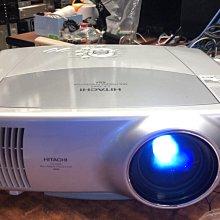 日立 HITACHI CP-X885 投影機 3500流明 原廠套子(遙控器)