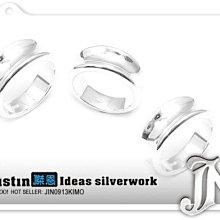 .傑恩JN飾品.【JK16-A】『想像愛情』寬版.日系925純銀戒指.僅美圍8號.9號.促銷單件價