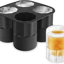 加拿大 Final Touch 矽膠製冰盒 威士忌冰塊製冰器 矽膠製冰杯 冰杯 果凍模 可以吃的杯子