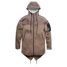 ►瘋狂金剛◄ 坯布 ASRV Hipora® RainPlus™ Parka 防水絕緣耐洗長版連帽外套