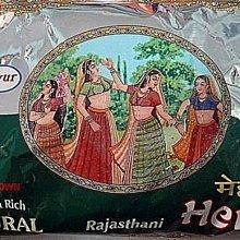 『Mayalu』印度Ayur拉賈斯坦指甲花粉( Rajasthani) 染髮增色植物棕色200g無重金屬2021/02製