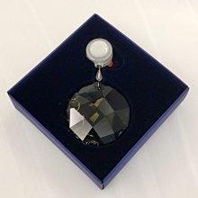 swarovski  斯華洛世奇 限量會員禮品   水晶吊飾  水晶上有斯華洛世奇天鵝的雷射LOGO