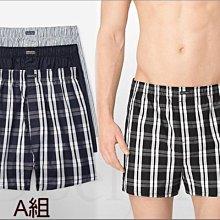 真品 Calvin Klein CK卡文克萊寬鬆內褲平口褲四角褲男內著三件一組 XL號 適合37-40腰