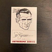 1998 Sal Buscema 美國漫畫藝術家 漫威漫畫Marvel Comics插畫師 親筆簽名 收藏卡 卡片