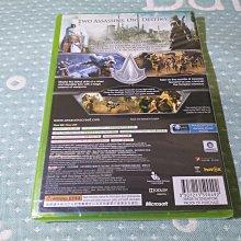 格里菲樂園 ~ XBOX 360 全新 ASSASSINS CREED REVELATIONS  啟示錄 英文版