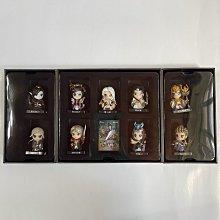 全家 PILI 霹靂Q版公仔11 第十一代 百戰群英 (一套九款) 特別珍藏版葉小釵 公仔專屬收藏盒-已拆封入盒收藏