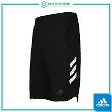 DOT聚點 Adidas pick up short CE6957 黑白 棉質 短褲 三條線 運動 短褲 CE6957