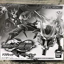 【G&T】BANDAI 盒玩 魂商店 CHRONICLE假面騎士龍騎DRAGREDER&DARK WING 627852