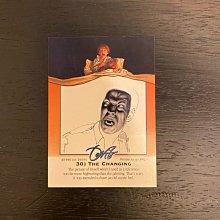 1995 FPG Joe DeVito 美國藝術家 親筆簽名 收藏卡 卡片 #72/1000