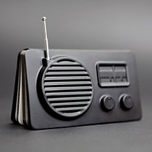 筆記本 口袋 筆記 天晴 手繪本 設計 memo ( booxi 口袋系列筆記本 ) 收音機 10款 恐龍先生賣好貨