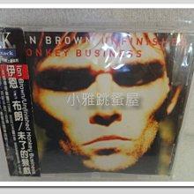 = Sallyshuistore = ☆ 二手CD: 伊恩布朗 Ian Brown 未了的猴戲(附側標) ☆