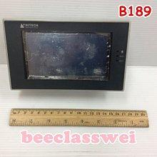 PWS6500S-S HITECH PWS HMI Human Machine Interface 人機 B189
