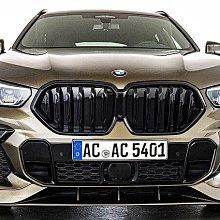【樂駒】AC Schnitzer G06 X6 front spoiler 前下巴 下擾流 BMW M package