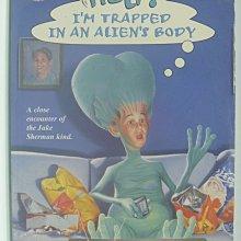 【月界二手書店】Help! Im Trapped in an Aliens Body_Todd 〖外文小說〗CHH