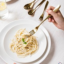 (免運)新月 西餐餐具禮盒套裝家用不銹鋼牛排刀叉勺水果甜品叉