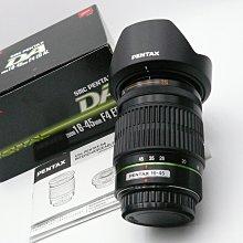 *美品*  PENTAX  DA 16-45mm F4 ED  * K接環 *