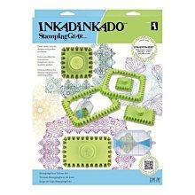 INKADINKADO 貝登堡代理~美國EK矩形齒輪旋轉印章工具組(65-32046)