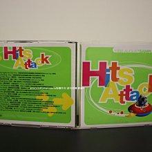 1998年8月BMG宣傳用hits attack18組歌手19首歌非商品 絕版各網拍都無 各專輯介紹文二手少聽請細看圖文