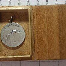 (勳章獎章)G104 昭和四年行幸警衛紀念銀章(大阪府)