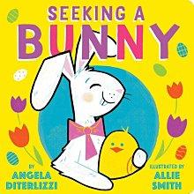 *小貝比的家*SEEKING BUNNY/硬頁書/3~6歲/復活節