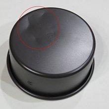 【福利品】三能 6吋 硬膜 固定底 圓形蛋糕糕 戚風蛋糕模~MJ的窩~