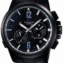 光華.瘋代購 [預購] CASIO OCEANUS OCW-T2000B-1A JF 電波太陽能錶