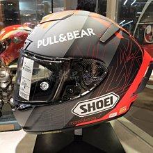 瀧澤部品 日本 SHOEI X-14 全罩安全帽 MM93 BLACK CONCEPT 2.0 選手彩繪 X14 消光