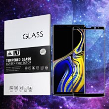 【蘆洲IN7】IN7 Samsung Note 9 (6.4吋) 高透光全膠貼合3D滿版9H鋼化玻璃保護貼 疏油疏水