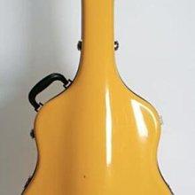 ♪ 后里薩克斯風玩家館 ♫『三角流線型玻璃纖維古典吉他盒』guitar case