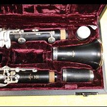 律揚樂器~山葉中古二手豎笛降B調 YAMAHA YCL-450 豎笛 山葉 豎笛黑管單簧管保養