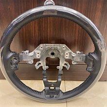 馬二黑皮黑線方向盤專業換皮客製化