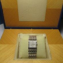 小曉名錶~收藏家之21 PIAGET 伯爵18K 整隻原裝原鑲鑽~已蒙帥哥醫師第二次回購青睞收藏 非常感激