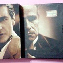 ※QQ影音堂※二手正版VCD~ 教父1+2+3~共9碟裝(直購價)