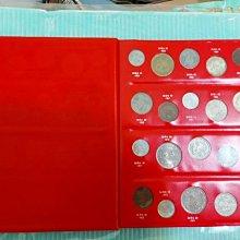 中華民國硬幣集存簿《硬輔幣集存簿》共1本出售(內含38年5角/五角/伍角銀幣1枚;光此品項狀況目前此銀幣市場行情就約1千5);品項如照片所示!