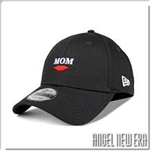 【ANGEL NEW ERA】NEW ERA MOM 逗趣款 母親 老媽 經典黑 老帽 9FORTY 潮流