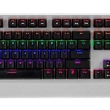 【鳥鵬電腦】i-rocks 艾芮克 IRK60M 分行背光遊戲機械鍵盤 黑 銀底黑鍵 凱華 青軸 K60M 分行發光