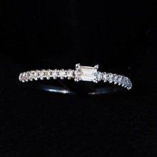 ✨💍卡地亞Catier最新設計款18k金T鑽鑽石線戒💎✨各種4C等級主鑽附鑽石證書📖💎