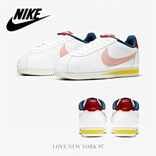 【E.D.C】Nike Classic Cortez 粉勾 阿甘 皮質 男女鞋 807471-114