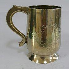 451高檔英國鍍銀茶杯Vintage Silverplate Ornate teamug Vintage