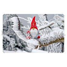 〈亮晶細沙 卡貼 貼紙〉聖誕老人 聖誕節 santa clauschristmas  貼紙 悠遊卡貼紙