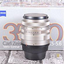 【品光攝影】Contax Vario-Sonnar T* 35-70mm F3.5-5.6 G鏡 HB#78852