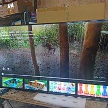大台北 永和 二手 電視 48吋電視 48吋 SAMSUNG三星 UA48H6300 聯網 YOUTUBE 無底座 瑕疵