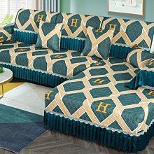 新風小鋪GENUS 乳膠沙發墊夏季冰絲沙發套罩全包萬能皮坐墊子涼席夏天款現