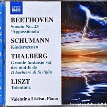 @【NAXOS】Valentina Lisitsa:Piano Recital瓦倫提娜.李希特薩的鋼琴獨奏會