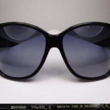 【信義計劃】 藍心公司貨 ED Hardy 太陽眼鏡 日本製 Tiger II 老虎二 Chrome 超越 迪奧OP M