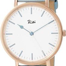日本正版 SEIKO 精工 ALBA Riki AKPK429 男錶 手錶 皮革錶帶 日本代購