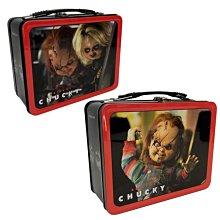 [Paradise]Bride of Chucky Tin Tote -鬼娃新娘 錫製野餐盒