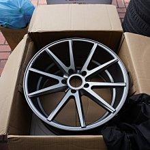VOSSEN VFS1 20吋5X112 前後配,適用Porsche Macan 和 Benz W218 CLS CL