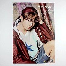 【獨家預購】田柾國(Jung Kook) 個人海報8張裝 BTS防彈少年團 明星牆貼紙壁紙 生日禮物 42*29CM